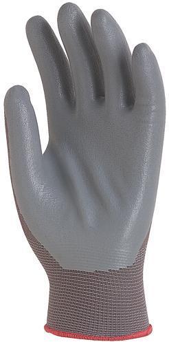 Gant 100 polyamide paume mousse