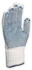 Gant tricot polyester coton