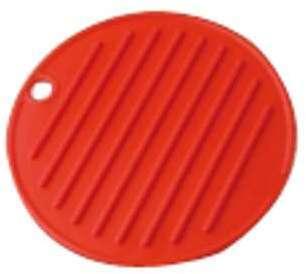 Manique silicone rouge 17cm