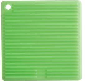 Manique Carrée Silicone Vert