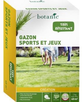 Gazon Sports et Jeux Label