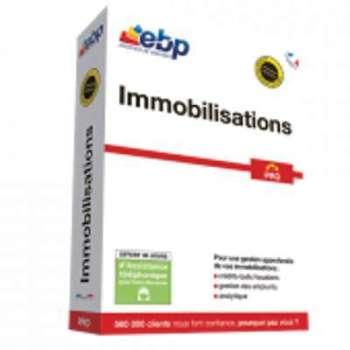 EBP - Immobilisations Pro