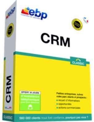 EBP CRM Classic 2018 - monoposte