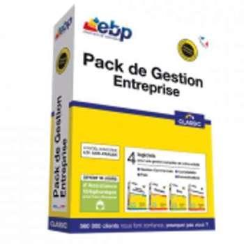 EBP - Pack de Gestion Entreprise