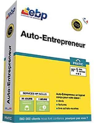 Logiciel de gestion EBP Auto-Entrepreneur