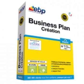 EBP - Business Plan Création