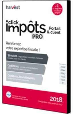 ClickImpôts PRO Portail client