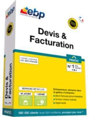 EBP Devis Facturation Pratic