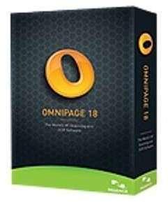 OmniPage v18 langue française