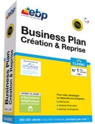 EBP Business Plan Création