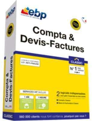EBP Compta Devis-Factures