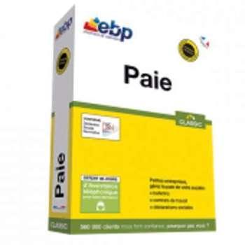 EBP - Paie Classic 2018 PC