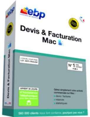 EBP Devis et Facturation MAC