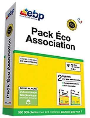 Logiciel de gestion EBP Pack