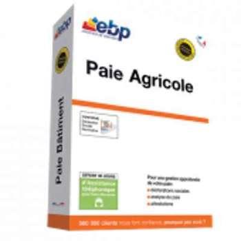 EBP - Paie Agricole Pro 2018