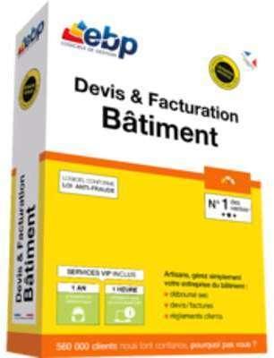 EBP Devis Facturation Bâtiment