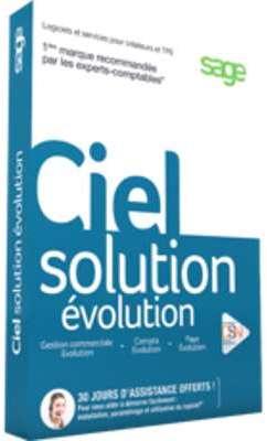 Ciel Solution Evolution 2018