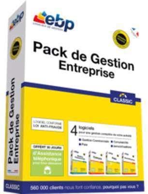 EBP Pack de Gestion Entreprise
