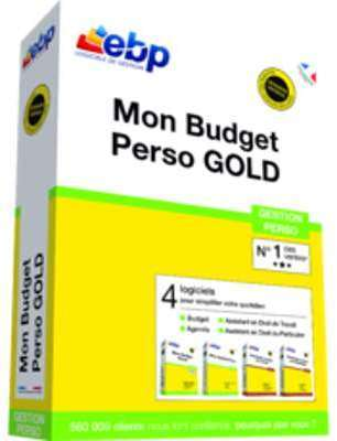 EBP Mon Budget Perso GOLD