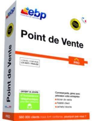 EBP Point de Vente PRO OL