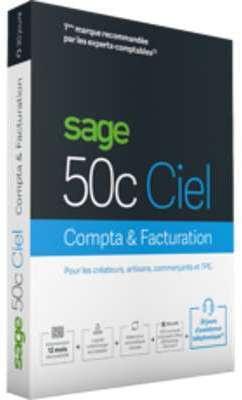SAGE 50C CIEL Compta Facturation