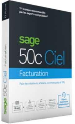 SAGE 50C CIEL Facturation