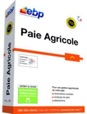 EBP Paie Agricole OL monoposte