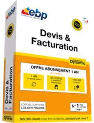 EBP Devis Facturation DYNAMIC