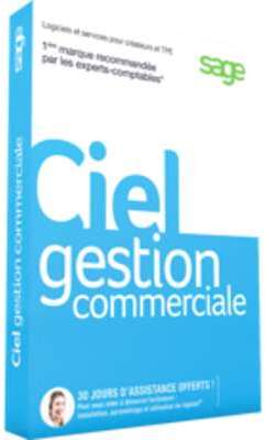 Ciel Gestion Commerciale 2018