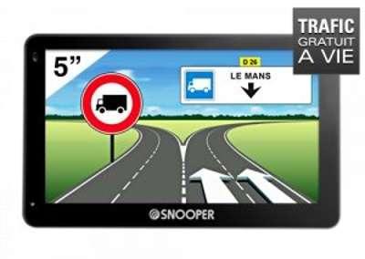 SNOOPER GPS Camion PL5200