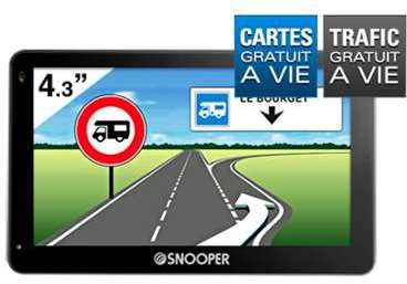 Snooper CC2400 Premium