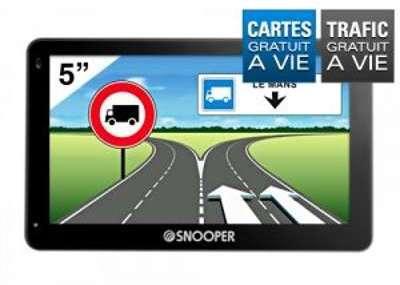 SNOOPER GPS Camion PL6600