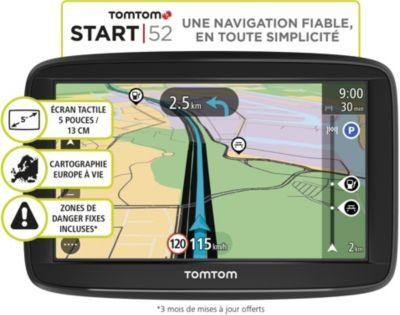 GPS Tomtom Start 52 Europe
