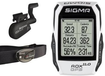 Ensemble GPS Compteur de vélo