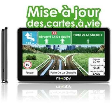 Mappy Maxi X755 Truck
