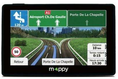 GPS Mappy ITI E438