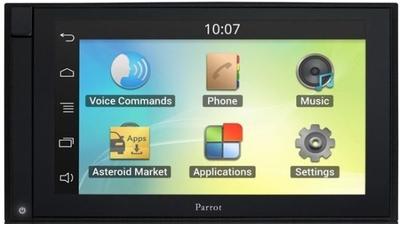AUTORADIO VIDEO GPS PARROT