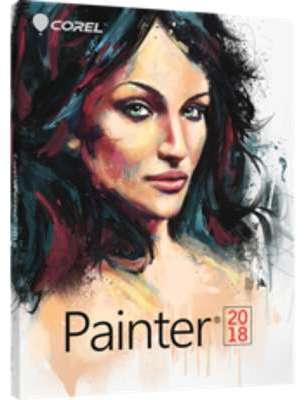 Corel Painter 2018 - Mise