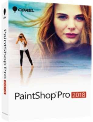PaintShop Pro 2018