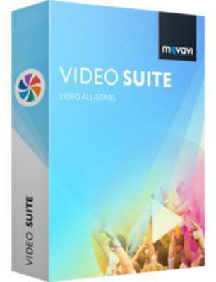 Movavi Video Suite - Personnel