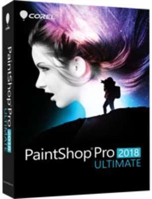 PaintShop Pro 2018 Ultimate