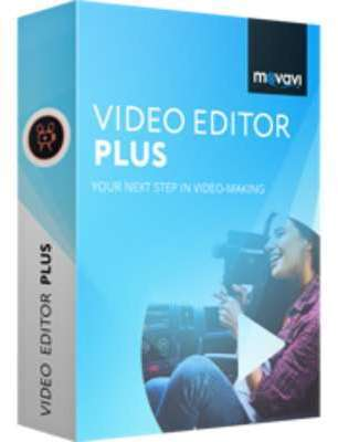 Movavi Video Editor Plus -