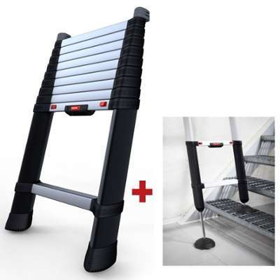 telesteps echelle telescopique ladder 3 3m. Black Bedroom Furniture Sets. Home Design Ideas