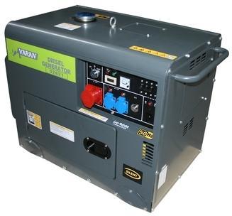 Générateur électrique Diesel