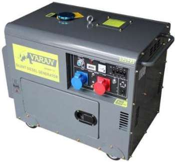 Varan Motors Générateur électrique