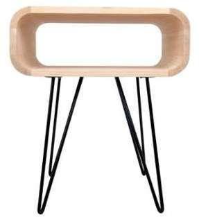 XL - Bout de canapé en bois