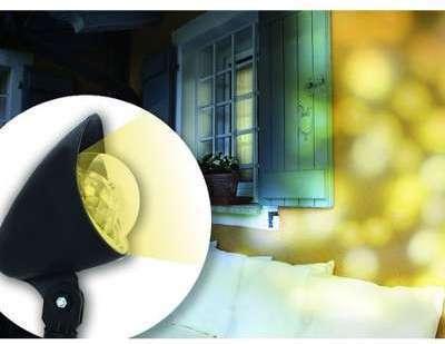 Projecteur Kaléidoscope LED