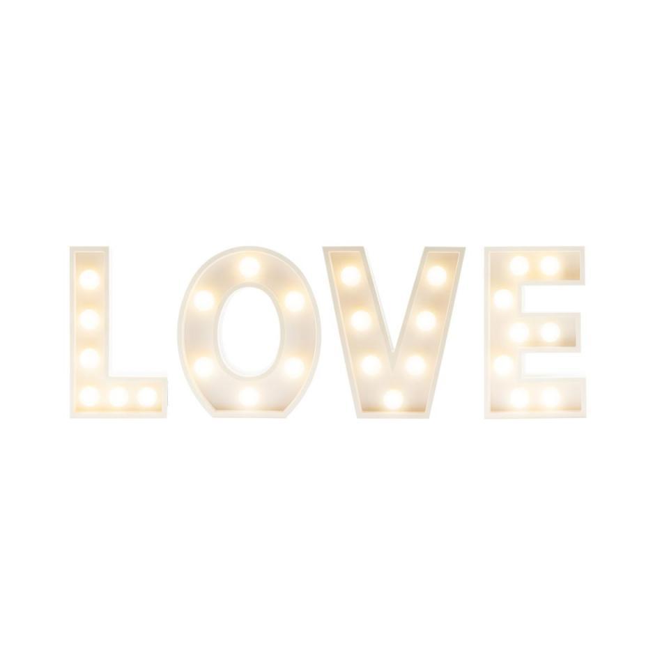 Mot Love LED 56 cm