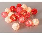 Guirlande lumineuse 20 boules