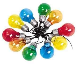 Guirlande extérieure 10 LED
